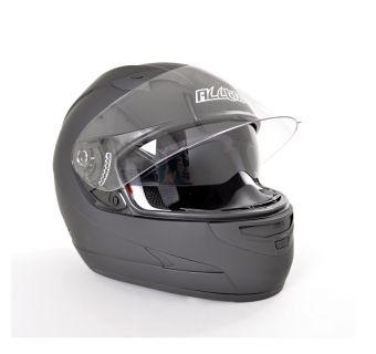 Hjelm Integral med solbriller Alltop AP990 - MattSvart XXL