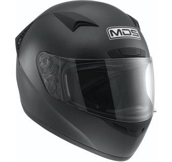 Hjelm integral MDS M13 mattsvart M
