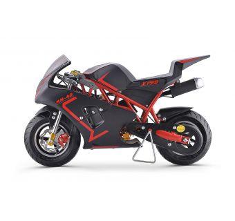 X-Pro MM49 Minimoto rød/svart
