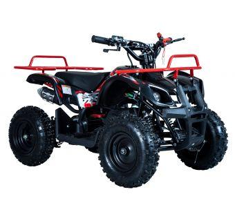 ATV X-Pro Worker 49cc svart/rød