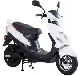 Viarelli Enzero Vit 45km/h electric BOSCH (klass 1 moped)