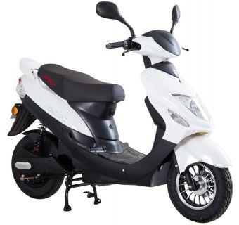El-Scooter Viarelli Enzero (BOSCH-motor)