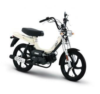 Tomos Flexer XL Vit 25km/h (klass 2 moped)