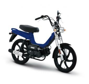 Tomos Flexer Mörkblå 25km/h (klass 2 moped)