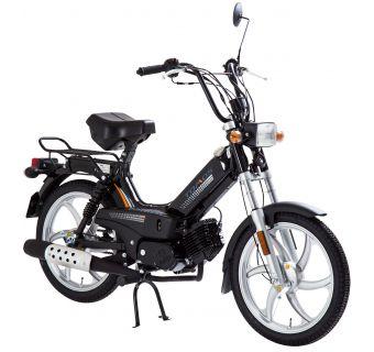 Tomos Standard Svart 25km/h (klass 2 moped)
