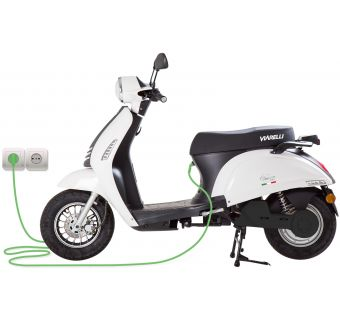 Viarelli Venice Vit 45km/h electric (Euro 4 klass 1 moped)