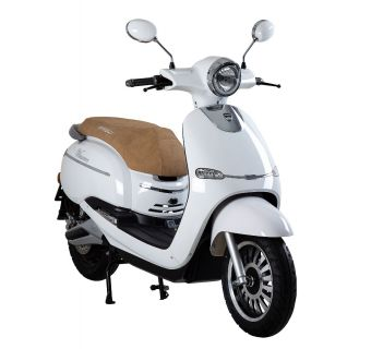 Viarelli Vincero Vit 45km/h electric Lithium BOSCH (klass 1 moped)