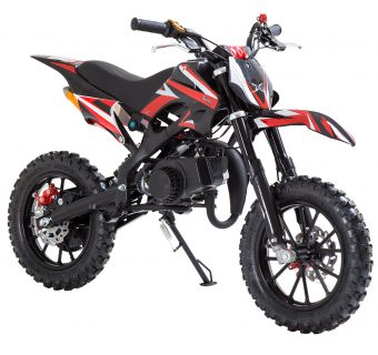 X-Pro Blackfly mini-dirtbike svart